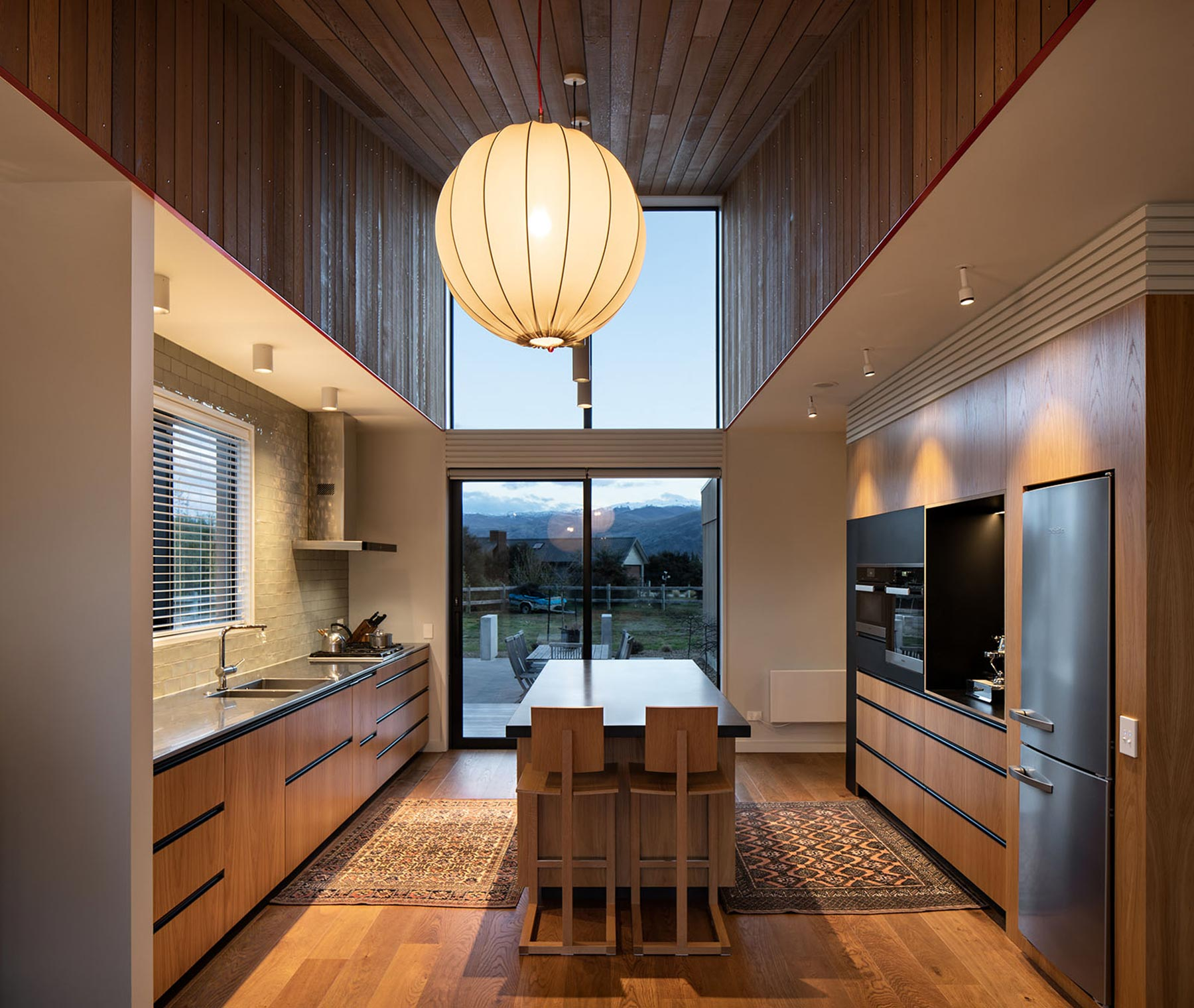 Rafe Maclean  Architects Musin House